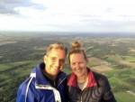 Schitterende ballonvaart opgestegen in 's-hertogenbosch op donderdag 30 augustus 2018