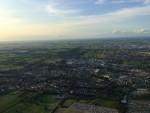 Ongekende ballonvlucht opgestegen op startlocatie Sprang-capelle op donderdag 30 augustus 2018
