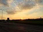 Mooie ballonvlucht in de regio Arnhem op donderdag  4 oktober 2018