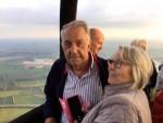 Sublieme heteluchtballonvaart in Arnhem op donderdag 4 oktober 2018