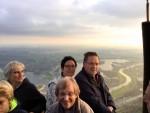 Uitstekende luchtballon vaart opgestegen in Arnhem op donderdag 4 oktober 2018
