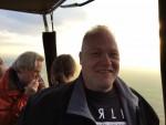 Voortreffelijke heteluchtballonvaart in de buurt van Arnhem op donderdag 4 oktober 2018