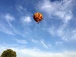 Prachtige ballonvlucht regio Maastricht donderdag 5 juli 2018