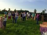 Fascinerende heteluchtballonvaart gestart op opstijglocatie Deventer donderdag 7 juni 2018