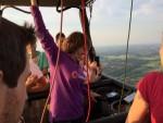 Onovertroffen ballonvaart in Deventer donderdag 7 juni 2018