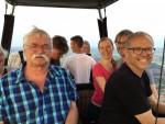 Bijzondere luchtballonvaart gestart op opstijglocatie Veenendaal donderdag 7 juni 2018