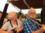 Sublieme ballonvlucht omgeving Veenendaal donderdag 7 juni 2018