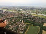 Meesterlijke luchtballonvaart in de regio Veenendaal donderdag 7 juni 2018