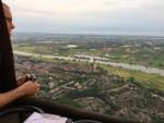 Meesterlijke ballonvaart vanaf opstijglocatie Veenendaal donderdag 7 juni 2018
