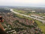 Magische ballon vlucht in de buurt van Veenendaal donderdag 7 juni 2018