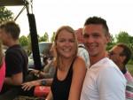 Prettige ballonvlucht opgestegen op opstijglocatie Veenendaal donderdag 7 juni 2018