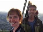 Exceptionele heteluchtballonvaart opgestegen op opstijglocatie Eindhoven op maandag 15 oktober 2018