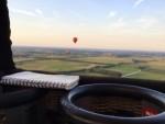 Meesterlijke ballon vlucht in de buurt van Beesd maandag 16 juli 2018