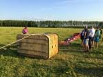 Professionele ballon vlucht vanaf startveld Beneden-leeuwen maandag 16 juli 2018