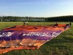 Sublieme ballonvlucht in de regio Beneden-leeuwen maandag 16 juli 2018