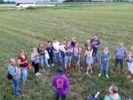 Fabuleuze luchtballonvaart in de omgeving Deurne maandag 16 juli 2018