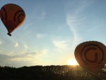 Betoverende ballon vlucht regio Deurne maandag 16 juli 2018