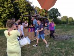 Hoogstaande ballonvaart in de omgeving Deurne maandag 16 juli 2018