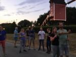 Verrassende luchtballonvaart vanaf startlocatie Deurne maandag 16 juli 2018