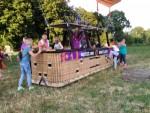 Super heteluchtballonvaart vanaf opstijglocatie Deurne maandag 16 juli 2018