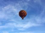 Verrassende luchtballonvaart startlocatie Capelle aan den ijssel op maandag 20 augustus 2018