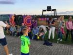 Ultieme ballon vaart regio Hoogland op maandag 20 augustus 2018
