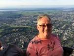 Fascinerende ballonvaart vanaf startlocatie Hoogland op maandag 20 augustus 2018