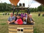 Ongelofelijke mooie ballon vlucht in Tilburg op maandag 20 augustus 2018