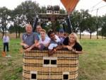 Ongeëvenaarde ballonvaart opgestegen op opstijglocatie Tilburg op maandag 20 augustus 2018
