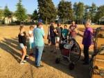 Betoverende ballonvlucht opgestegen op opstijglocatie Uden maandag 23 juli 2018
