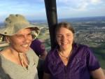 Majestueuze ballonvaart opgestegen op startlocatie Assen maandag 30 juli 2018