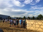 Fantastische ballon vlucht opgestegen op opstijglocatie Deurne maandag 30 juli 2018