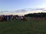 Uitmuntende ballonvlucht in de omgeving Deurne maandag 30 juli 2018