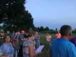 Ongelofelijke mooie heteluchtballonvaart regio Deurne maandag 30 juli 2018