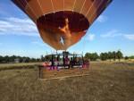 Onovertroffen ballon vaart gestart in Deurne maandag 30 juli 2018