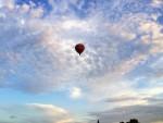 Spectaculaire luchtballon vaart gestart in Groningen maandag 30 juli 2018