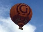 Plezierige ballon vaart opgestegen op startlocatie Groningen maandag 30 juli 2018