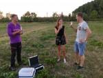 Schitterende heteluchtballonvaart in Beesd maandag  6 augustus 2018