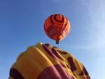 Geweldige ballon vaart over de regio Beesd maandag  6 augustus 2018