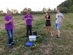 Magische ballonvaart omgeving Beesd maandag  6 augustus 2018