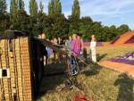 Overweldigende ballonvaart startlocatie Beesd maandag  6 augustus 2018