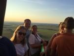 Ongeëvenaarde luchtballonvaart in de omgeving van Beesd maandag  6 augustus 2018