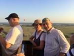 Uitstekende luchtballonvaart over de regio Beesd maandag  6 augustus 2018