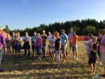 Magische ballonvlucht regio Beesd maandag  6 augustus 2018