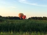 Verrassende luchtballonvaart vanaf opstijglocatie Beesd maandag  6 augustus 2018