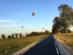 Schitterende ballonvaart in de omgeving Beesd maandag  6 augustus 2018
