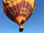 Indrukwekkende ballonvaart gestart in Sint anthonis maandag  6 augustus 2018