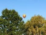 Waanzinnige luchtballonvaart opgestegen in Sint anthonis maandag 6 augustus 2018