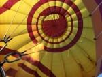 Verrassende heteluchtballonvaart startlocatie Sint anthonis maandag 6 augustus 2018