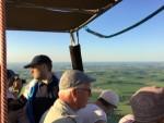 Fabuleuze ballonvaart opgestegen in Beesd maandag  7 mei 2018